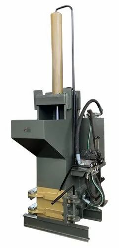 Scrape Bailing Press Machine (Vertical type)