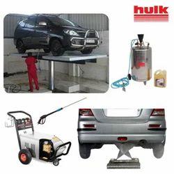 Car Service Equipmentt