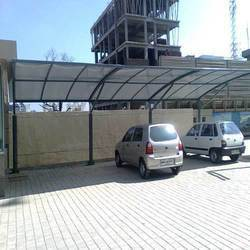 Car Parking Tensile Structure Installation Service