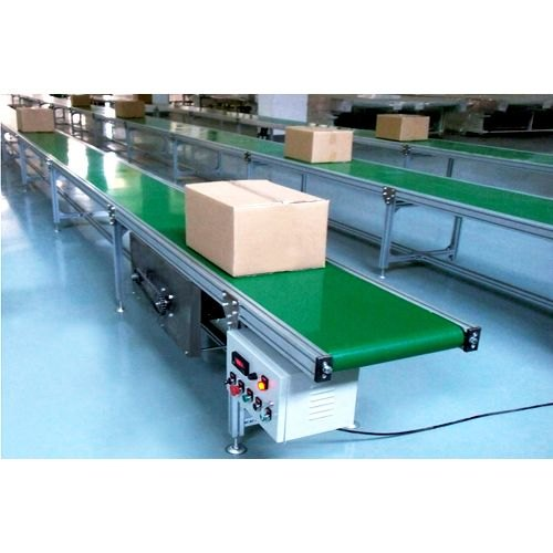 25 Feet Rubber Belt Conveyor