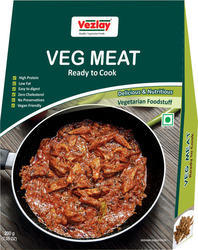 Veg Meat for Mess, Packaging: 200 gm