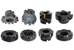 Indexable Face Milling Cutter