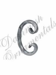 Decorative Sheet Metal Scrolls