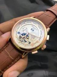 Luxury(Premium) Analog Patek Philippe Watch, For Daily