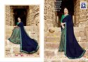 Rachna Chiffon Sargam Catalog Saree Set For Woman