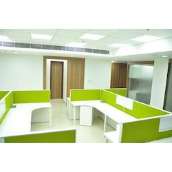 Office Cube Interior Designing Service