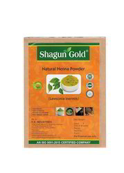 ISO Halal Certified Henna Powder With Herbal Mix