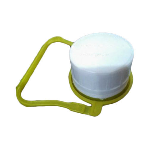 White 46 MM Plastic Handle Cap