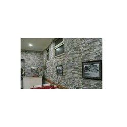Tile Pattern Glossy,Matte Grey Wall Coverings