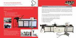 Three Axis CNC Pipe Bending Machine