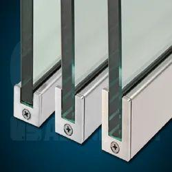 U -shape Aluminium Balcony Profile
