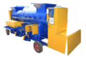 Double Production Clay Brick Machine