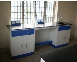 Laboratory Sink Wall Table