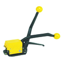 Sealless Combination Tool for Steel Strapping