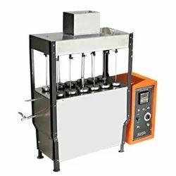 Atmospheric Pressure Beaker Dyeing Machine