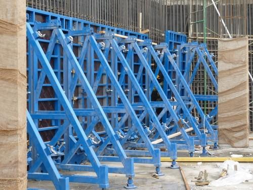Formwork and Shuttering Systems - Single Sided Formwork