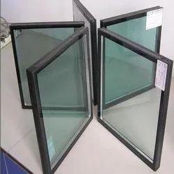 Transparent Double Glazing Glass, Size: 3*2.5 Feet