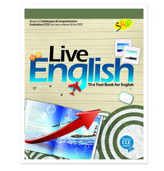 Live English Book 6 To 8