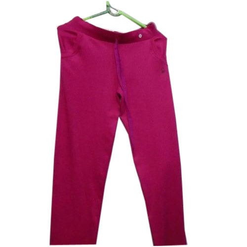 29ee733f3 Pink Cotton Plain Ladies Lower
