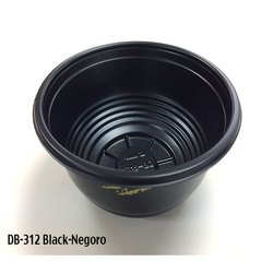 DB-312-Black-Netgoro Plastic Container