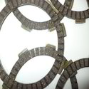 Two Wheeler Clutch Friction Plate