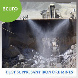 Dustonil DP : Dust Suppresant Iron Ore Mines
