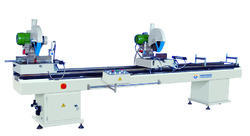 Double Head Mitre Cutting Saw for PVC Profile