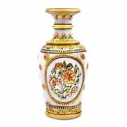 Marble Designer Flower Vase