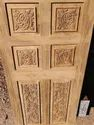 Teak Wood Hand Cabin Door