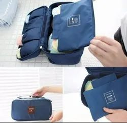 Polyester Mix colour Multifunctional Woman''S Travel Bag