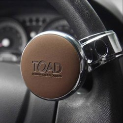 CARDECO TOAD Steering Wheel Spinning Knob (Sweat)