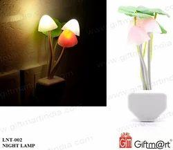 Plastic Cool White Night Lamp, 7 W