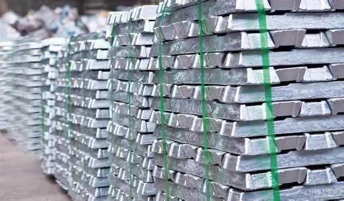 Silver Aluminium Ingot Purity 99 1000 6063 Rs 120