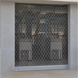 Grill Rolling Shutter At Best Price In India
