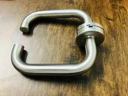 Stainless Steel Levers Glass Lever Handle