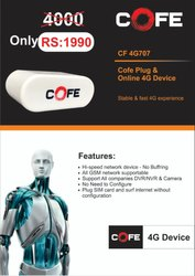 4g Cofe Without Wifi, CF 404