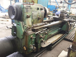 Tos Heavy Duty Lathe Machine