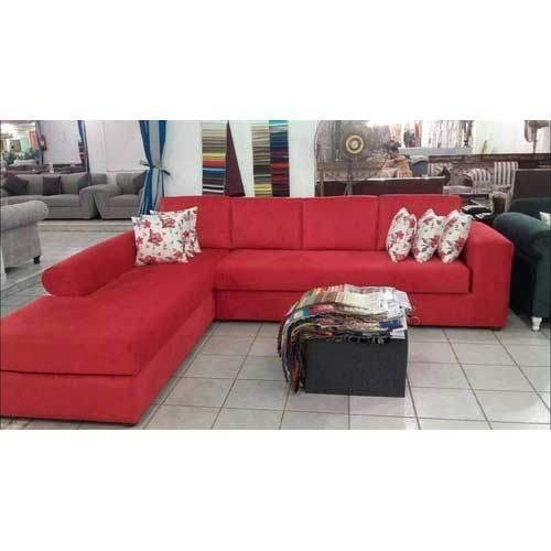 Red Corner Sofa at Rs 23000 /set | Sofa, फर्नीचर सोफा ...