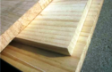 Rubber Wood Boards