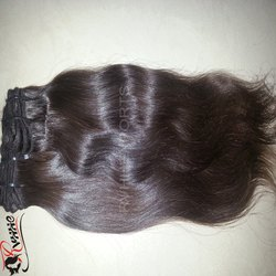 Pure Indian Temple Straight Hair