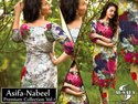 Blooming Al-Safa Asifa-Nabeel Premium Collection-1 Suits