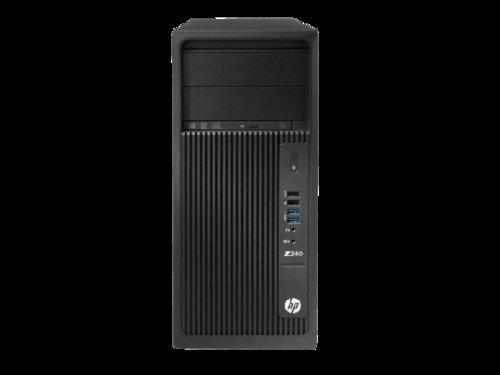 HP Z240 Tower Workstation - View Specifications & Details of