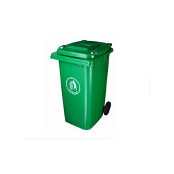 Push and Pull Wheeled Bin