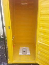 FRP Indian Ceramic Toilet