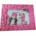 Pink Fancy Photo Frame