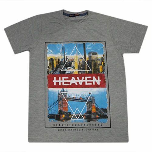 f55c408b Digital Print T-Shirt at Rs 210 /piece | Digital Printed T Shirts ...