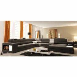 Leather Modular Sofa