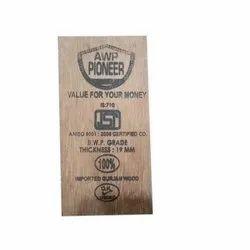 Brown BWP Plywood Sheet