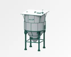 Esskay Silo Weighing System, Capacity: Up To 300 Tons