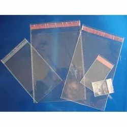 Transparent Plain BOPP Bags